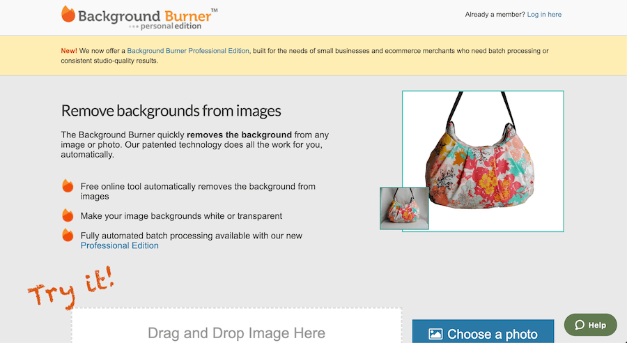 Image Background Removal Tools Easeout