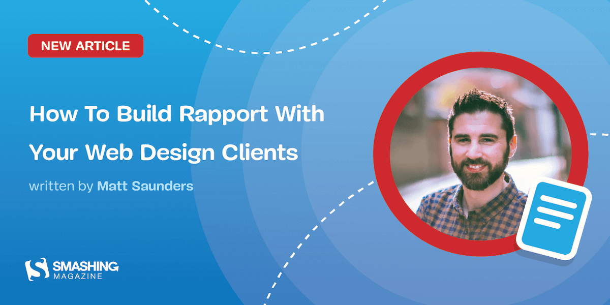 How To Build Rapport With Your Web Design Clients Article Card